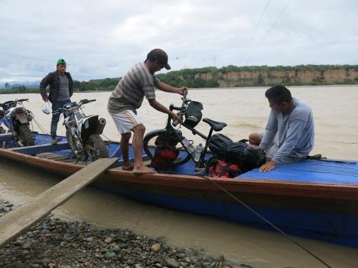 bike boat