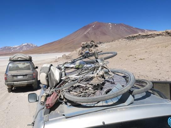 dusty bikes